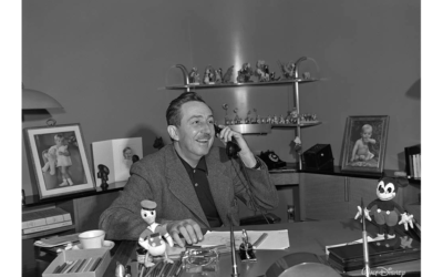 DT Heritage Hits the Road with the Walt Disney Archives